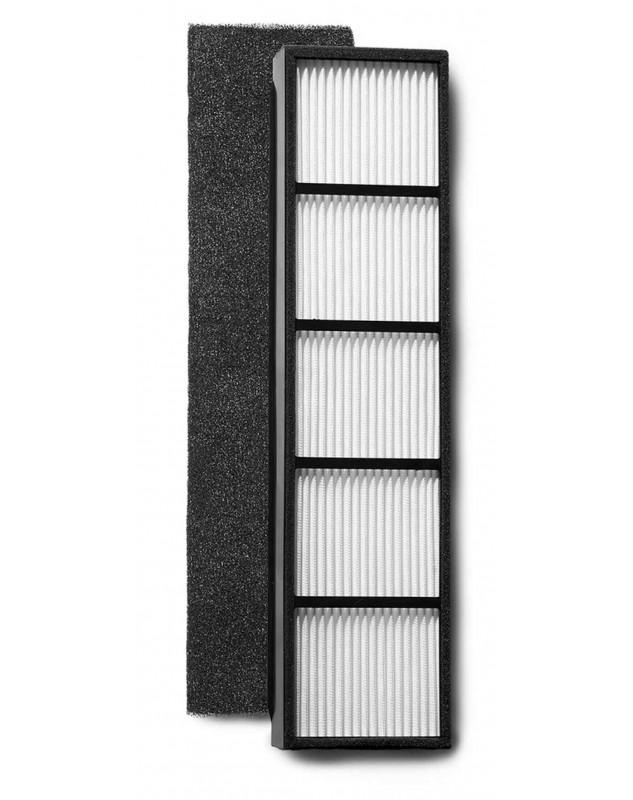 Filtros de recambio para purificador de aire con ionizador CA-506