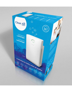 Purificador de aire inteligente con filtro HEPA Clean Air Optima CA-509