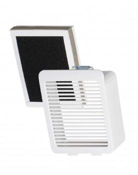 Humidificador de aire y purificador de aire Comedes hildegard LW 360