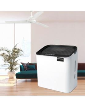 Humidificador de aire con purificador y filtro HEPA Comedes hildegard LW 360