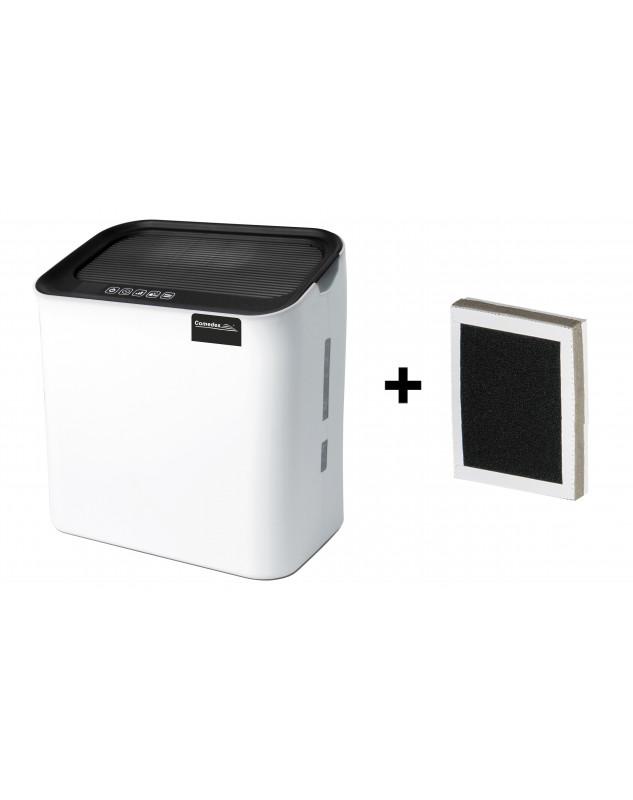 Humidificador de aire Comedes hildegard LW 360 más un filtro de repuesto