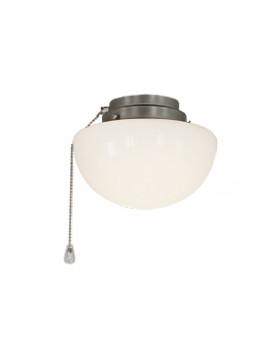 Lámpara kit de luz 1 s para ventiladores de techo CasaFan
