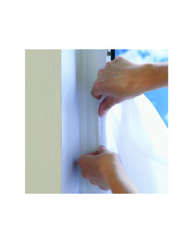 Sellador de ventanas para aire acondicionado móvil Trotec