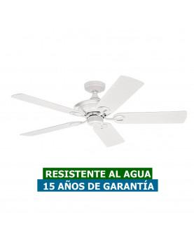 Ventilador para techo de exterior Maribel hunter 50557 resistente al agua