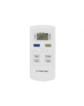 Aire acondicionado movil para ambientes hasta 34 m2 Trotec PAC 2610 E con mando a distancia