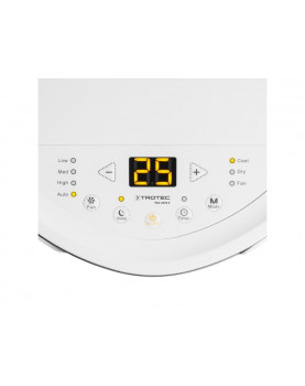 Aire acondicionado movil para ambientes hasta 34 m2 Trotec PAC 2610 E panel digital