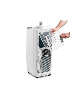 Aire acondicionado movil para ambientes hasta 34 m2 Trotec PAC 2610 E filtro de aire