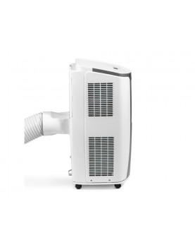 Aire acondicionado movil para ambientes hasta 34 m2 Trotec PAC 2610 E salida de aire movil