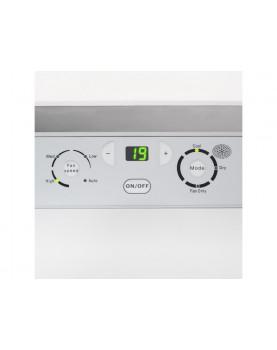Aire acondicionado movil para ambientes hasta 32 m2 Trotec PAC 2600 E panel de accionamiento digital