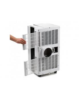 Aire acondicionado movil para grandes superficies Trotec PAC 4700 con filtros de aire