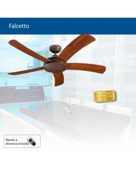 Fotografía del abanico de techo Falcetto 25 años de garantía