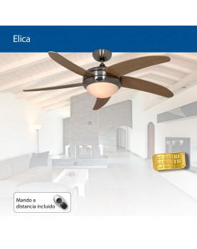 Fotografía del abanico de techo ELICA 25 años de garantía