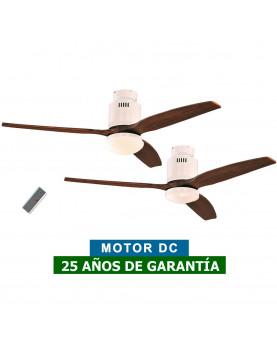 Ventilador para el techo AERODYNAMIX ECO 132 WE