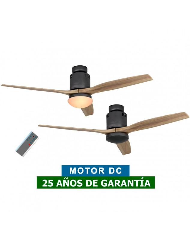Ventilador de techo con luz CasaFan AERODYNAMIX ECO