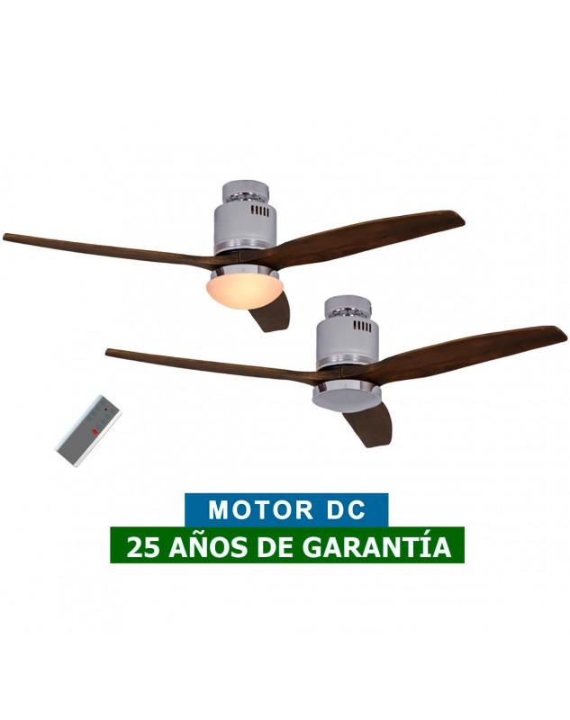 Ventilador para el techo con luz CasaFan AERODYNAMIX ECO