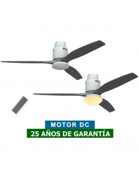 ventilador para techos 93132324 AERODYNAMIX ECO con luz