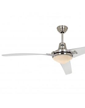 Ventilador de techo con luz CasaFan 9313209 Mirage con control remoto
