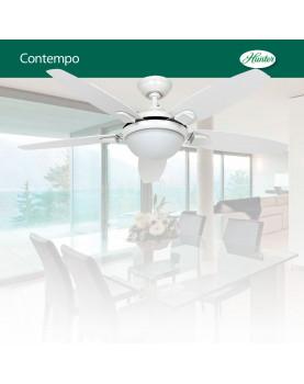 lámpara de techo con ventilador Hunter 50613 CONTEMPO
