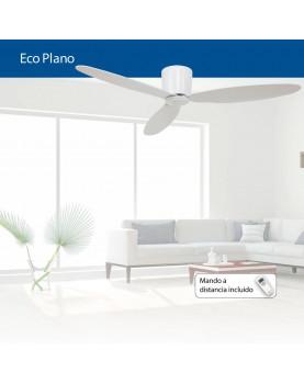 Ventilador para techo CasaFan 313263 ECO PLANO blanco