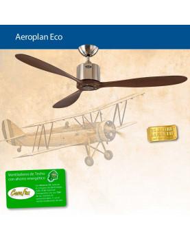 Ventilador para el techo CasaFan 313246 AEROPLAN ECO con forma de avión