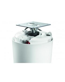 foto del ventilador de techo industrial con diseño italiano