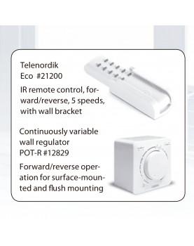 controladores de los Ventiladores de techo Vortice 61064