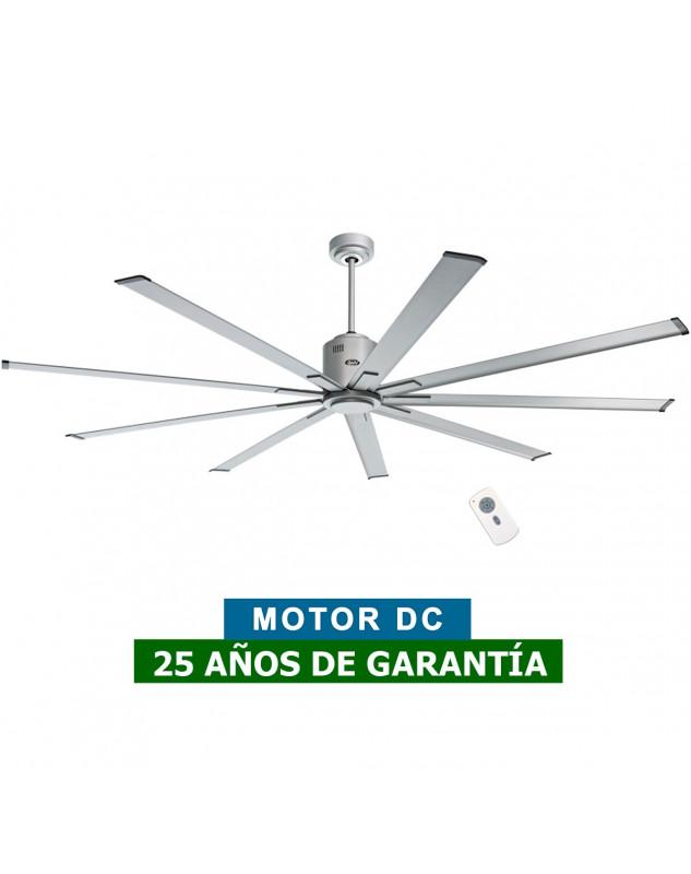 Ventilador de techo grandes dimensiones CasaFan 922012 Big smooth bajo consumo