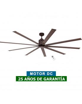 Ventilador de techo gran tamaño CasaFan 922013 Big smooth bajo consumo