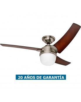 lámpara con ventilador unter 50611 EURUS