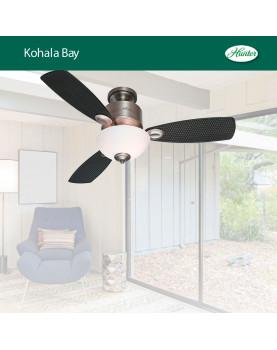 ventilador de techos con luz 50610 KOHALA BAY
