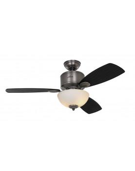lámpara con ventilación Hunter