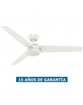 Ventilador de techo blanco Hunter 50623 PROTOS