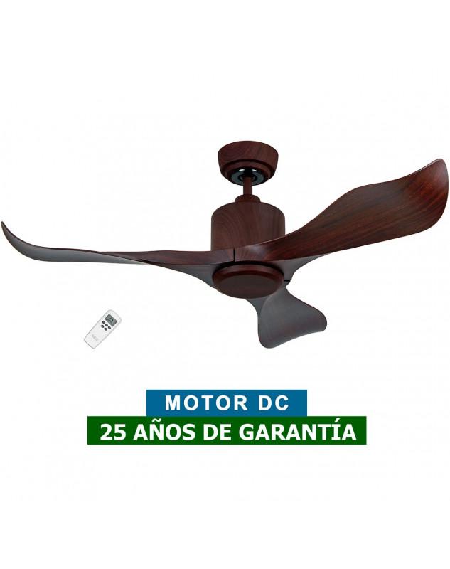 Ventilador de techo con aspas de madera CasaFan 313227 ECO AVIADOR 132