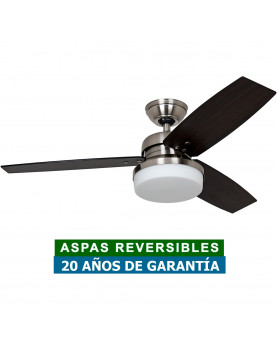 ventilador para techos Hunter GALILEO con aspas reversibles