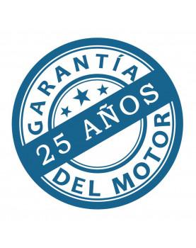 25 años de garantía Hunter Savoy 24525
