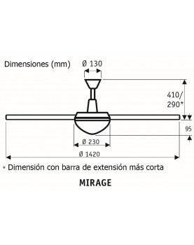 esquema Mirage 9313220