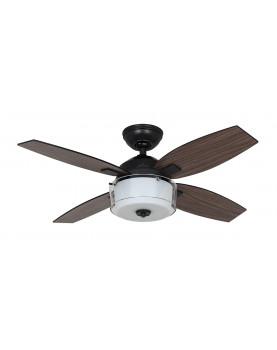 lámpara con ventilador de techo Hunter CENTRAL PARK
