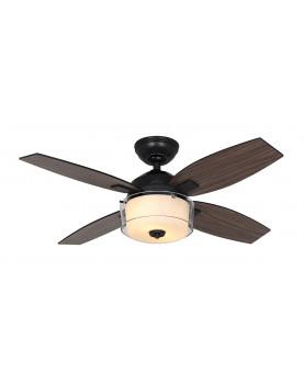 lámpara de techo con ventilador Hunter 50618 CENTRAL PARK