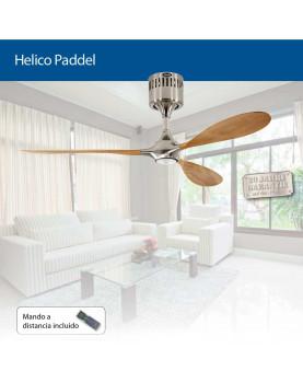 ventilador para el techo con luz de diseño moderno