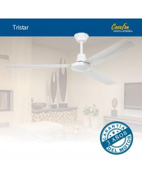 ventilador para el techo blanco TRISTAR II 140
