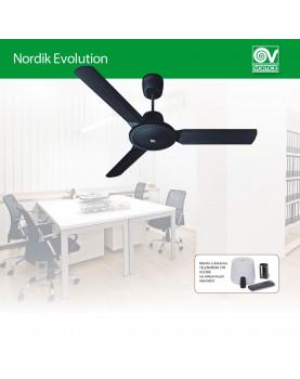 sistema de ventilación para locales comerciales color negro