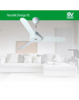 ventilador de diseño para oficinas, restaurantes, hoteles NORDIK DESIGN 1S