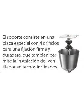 Soporte del ventilador de techo Vortice para uso comercial