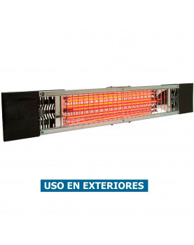 Calefactor halógeno para exteriores Mo-El PETALO 1200