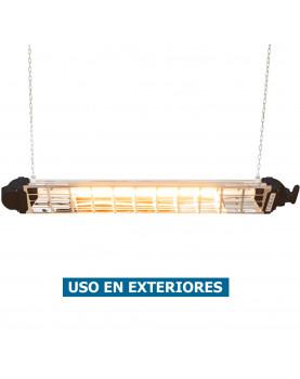 Calefactor halógeno colgando del techo FIORE 1200N(P)
