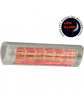 Calentador halógeno W2000 gold de 2000 W