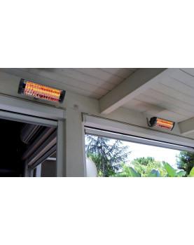 Calefactores halógenos  de calidad italiana Vortice