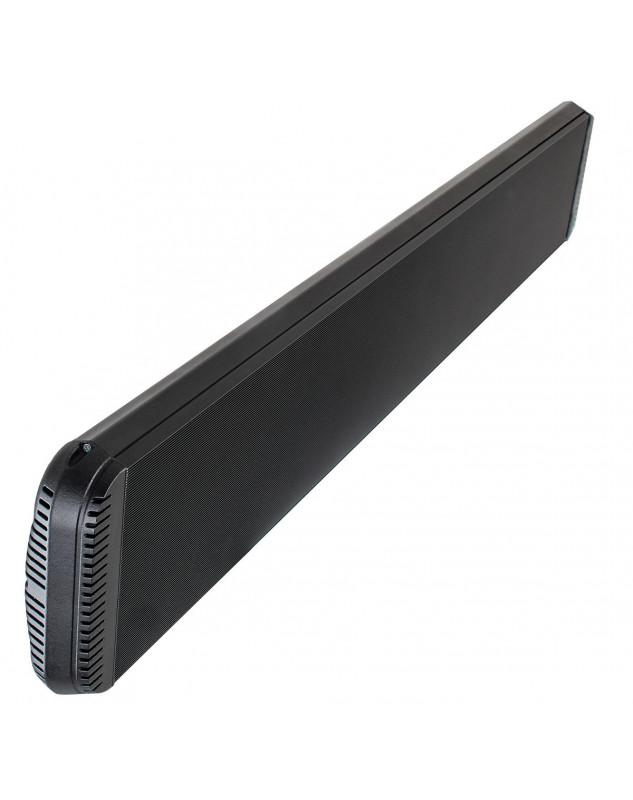 Calentador panel calentador 9818 HOTTOP 1800 W onda larga