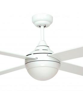 ventiladores de techo blancos sencillos