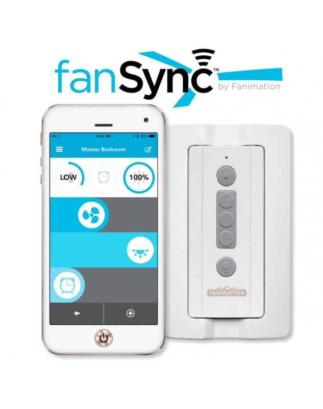 APP Mando a distancia y bluetooth Fan Sync para ventiladrores de tehco